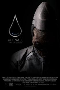 Alienate - Poster / Capa / Cartaz - Oficial 1