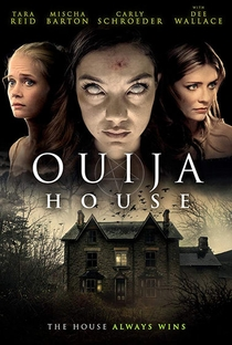 Ouija House - Poster / Capa / Cartaz - Oficial 2