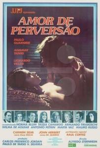 Amor de Perversão - Poster / Capa / Cartaz - Oficial 1