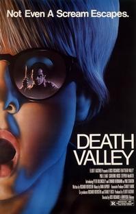 Pesadelo No Vale da Morte - Poster / Capa / Cartaz - Oficial 1