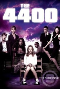Os 4400 (3ª Temporada) - Poster / Capa / Cartaz - Oficial 1