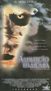 A Maldição da Múmia - Poster / Capa / Cartaz - Oficial 2