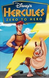 Hércules (1ª Temporada) - Poster / Capa / Cartaz - Oficial 1