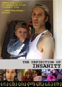 A Definição da Insanidade - Poster / Capa / Cartaz - Oficial 1