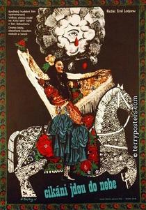Os Ciganos Vão para o Céu - Poster / Capa / Cartaz - Oficial 3