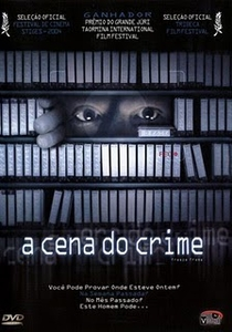 A Cena do Crime - Poster / Capa / Cartaz - Oficial 1