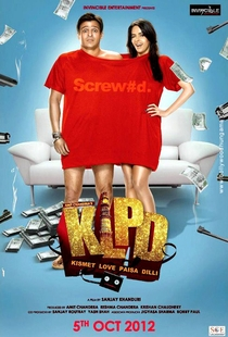 Kismet Love Paisa Dilli  - Poster / Capa / Cartaz - Oficial 2