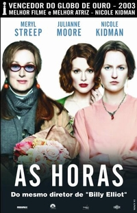 As Horas - Poster / Capa / Cartaz - Oficial 6