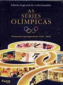 As Séries Olímpicas: Momentos Inesquecíveis 1920-2002 - Poster / Capa / Cartaz - Oficial 1