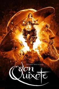 O Homem Que Matou Don Quixote - Poster / Capa / Cartaz - Oficial 3