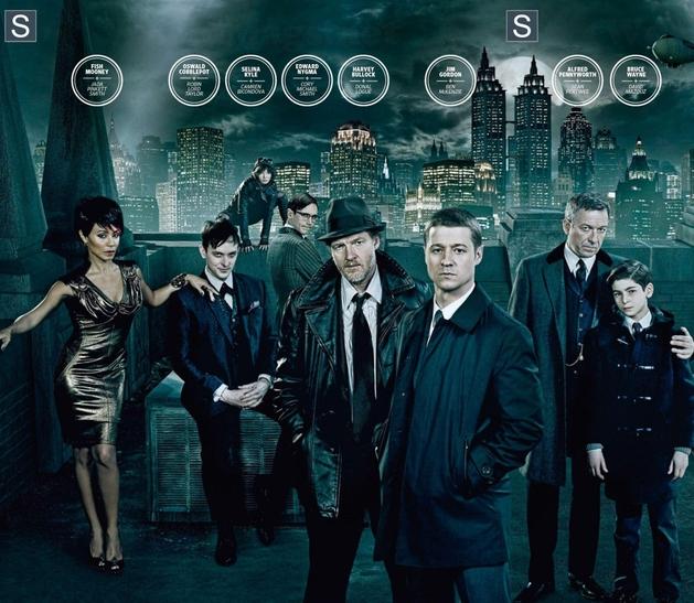 [SɉRIE] Gotham S01E01 - Pilot