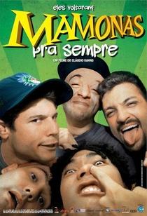 Mamonas Pra Sempre - Poster / Capa / Cartaz - Oficial 1