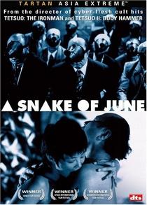A Snake of June - Poster / Capa / Cartaz - Oficial 2