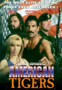 American Tigers  - Poster / Capa / Cartaz - Oficial 1