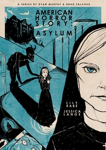 American Horror Story: Asylum (2ª Temporada) - Poster / Capa / Cartaz - Oficial 5