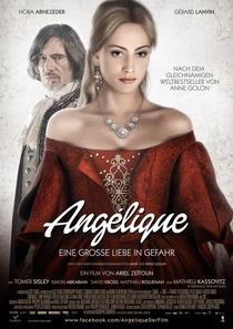 Angelique - Poster / Capa / Cartaz - Oficial 2