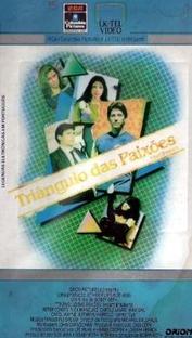 Triângulo das Paixões - Poster / Capa / Cartaz - Oficial 1