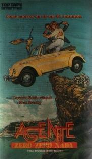 Agente Zero-Zero-Nada - Poster / Capa / Cartaz - Oficial 2