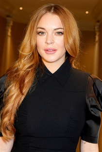 Lindsay Lohan - Poster / Capa / Cartaz - Oficial 12
