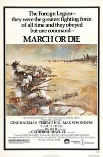 Marche ou Morra - Poster / Capa / Cartaz - Oficial 4