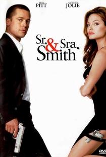 Sr. & Sra. Smith - Poster / Capa / Cartaz - Oficial 2