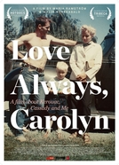 Com amor, Carolyn (Love always, Carolyn)