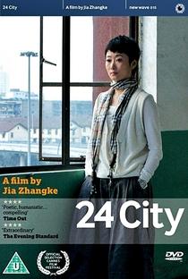 24 City - Poster / Capa / Cartaz - Oficial 3