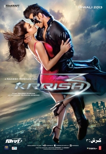 Krrish 3 - Poster / Capa / Cartaz - Oficial 1