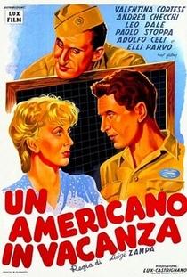 Um Ianque na Itália - Poster / Capa / Cartaz - Oficial 1