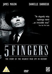 Cinco Dedos - Poster / Capa / Cartaz - Oficial 3