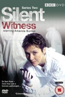 Testemunha silenciosa - Poster / Capa / Cartaz - Oficial 1
