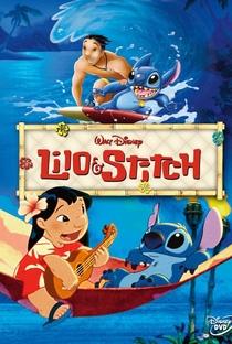 Lilo & Stitch - Poster / Capa / Cartaz - Oficial 5