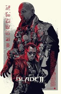 Blade II - O Caçador de Vampiros - Poster / Capa / Cartaz - Oficial 7