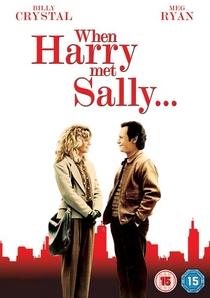 Harry & Sally - Feitos um Para o Outro - Poster / Capa / Cartaz - Oficial 7