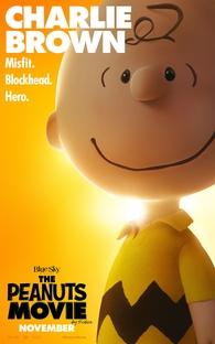 Snoopy & Charlie Brown - Peanuts: O Filme - Poster / Capa / Cartaz - Oficial 21