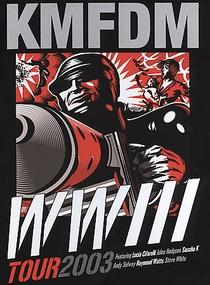 WWIII Tour 2003 - Poster / Capa / Cartaz - Oficial 1