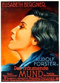 Der Träumende Mund - Poster / Capa / Cartaz - Oficial 1