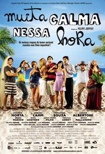 Muita Calma Nessa Hora - Poster / Capa / Cartaz - Oficial 1