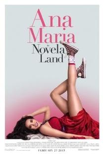 Ana Maria no Mundo da Novela - Poster / Capa / Cartaz - Oficial 1