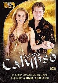 Banda Calypso 100% - Poster / Capa / Cartaz - Oficial 1