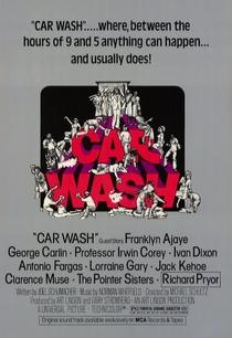 Car Wash - Onde Acontece de Tudo - Poster / Capa / Cartaz - Oficial 3