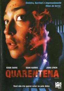 Quarentena - Poster / Capa / Cartaz - Oficial 4