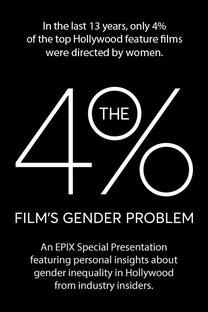 4% - Um Problema de Gênero - Poster / Capa / Cartaz - Oficial 1