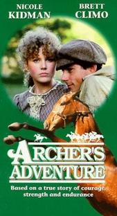 Archer - O Corcel Lendário - Poster / Capa / Cartaz - Oficial 3