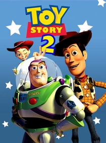 Toy Story 2 - Poster / Capa / Cartaz - Oficial 6