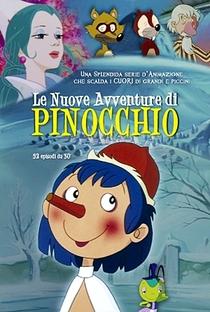 As Aventuras de Pinóquio - Poster / Capa / Cartaz - Oficial 5