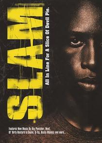 Slam  - Poster / Capa / Cartaz - Oficial 1