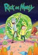 Rick and Morty (1ª Temporada) (Rick and Morty (Season 1))