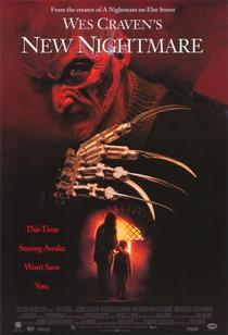 O Novo Pesadelo: O Retorno de Freddy Krueger - Poster / Capa / Cartaz - Oficial 1