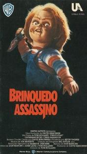 Brinquedo Assassino - Poster / Capa / Cartaz - Oficial 5